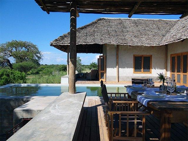 Baobab villa 8 personen