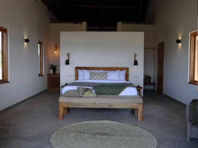 Safari villa 6 pax